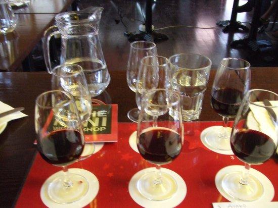 West London Wine School - Day Classes: 今回はボルドーのテイスティングでした。