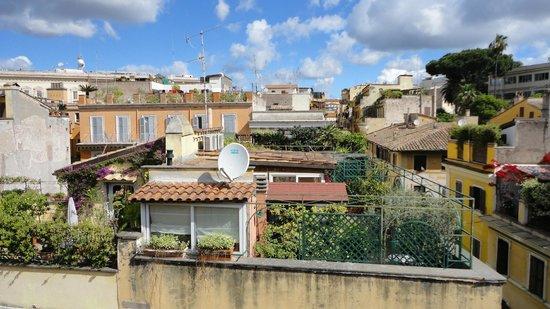 Hotel Grifo: Vista desde la terraza