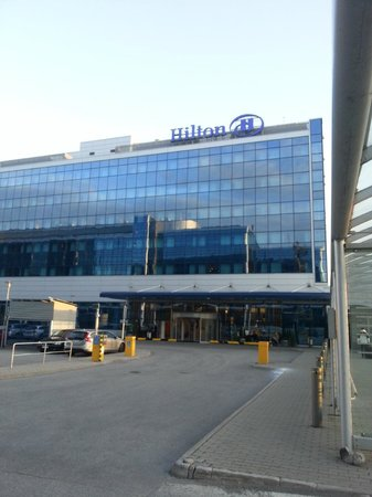 Esterno Hotel Picture Of Hilton Helsinki Airport Vantaa