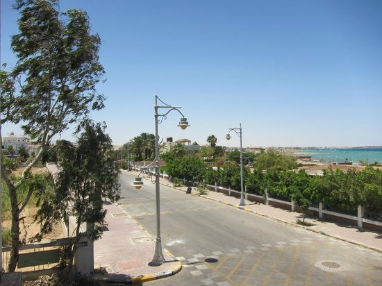 Toubia: View from Room