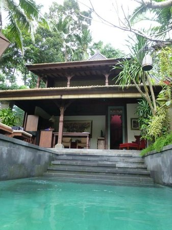 Bidadari Private Villas & Retreat: Villa Pucuk