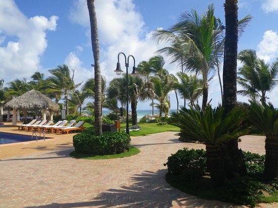 Excellence Punta Cana: On the beach