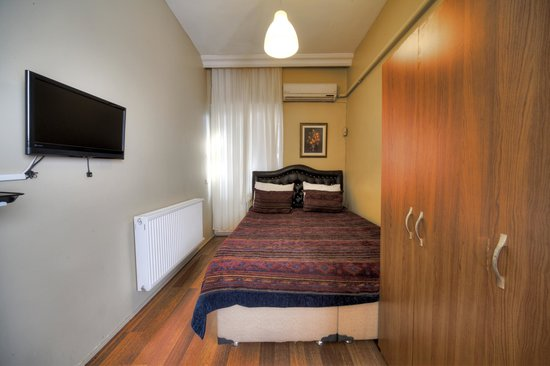 Nobel Hostel: Double Room