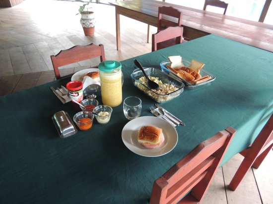 Curassow Amazon Lodge : Delicious food!