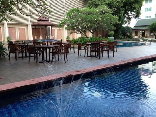 The Bayview Hotel: Nice