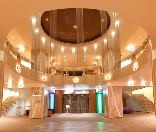Lobby at RIN Grand Hotel