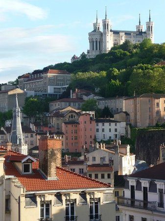 Croix-Rousse: View from our window