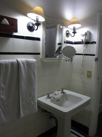Best Western Hotel Majestic: バスルーム