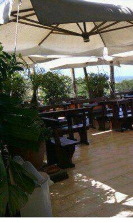 L'Isola delle Sirene: TERRAZZO