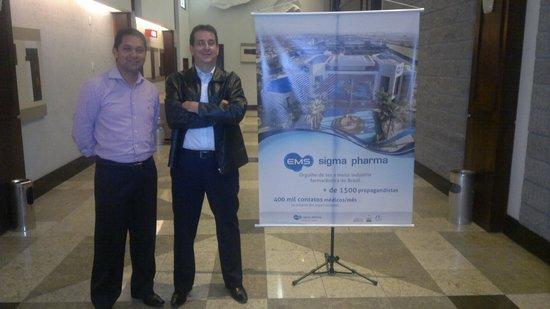 Four Points by Sheraton Curitiba: Evento EMS Sigma Pharma