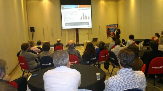 Four Points by Sheraton Curitiba: Palestra no Evento EMS Sigma Pharma