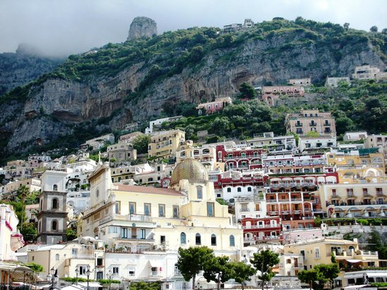Hotel Buca di Bacco: Spectacular Positano View