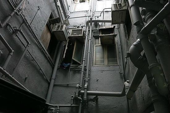 ブラック スワン ホテル, パークゲストハウス 窓からの眺め