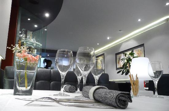 Restaurant Gouts et Couleurs dans Rodez avec cuisine Française ...