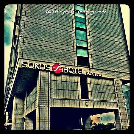 Original Sokos Hotel Pasila: May 26th 2013