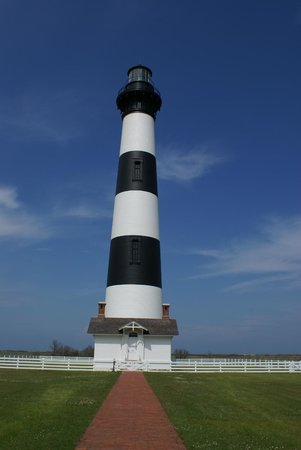 The Villas of Hatteras Landing: bodie light