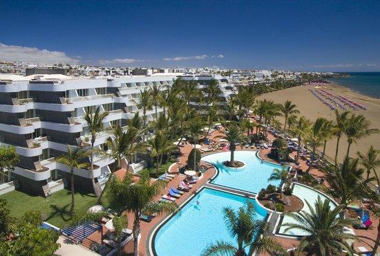 Suite Hotel Fariones Playa Puerto Del Carmen Spanien