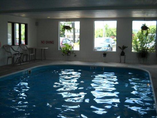 Comfort Inn Huntingdon : pool