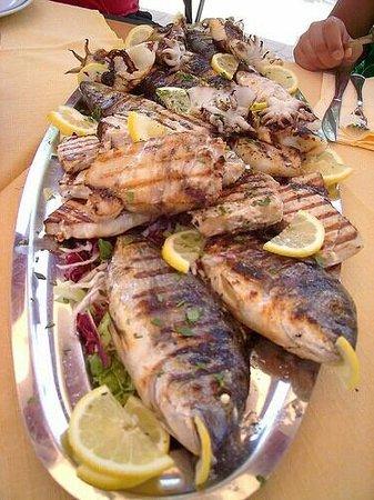 Taverna del pesce