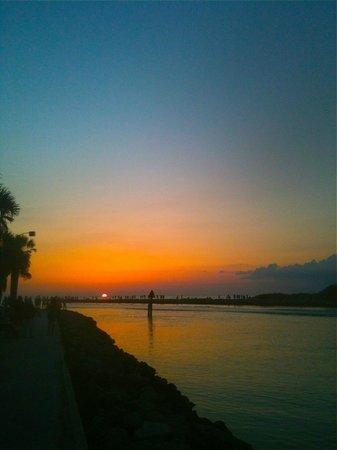 A beautiful Venice Sunset