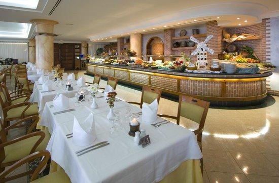 Suite Hotel Fariones Playa : restaurante