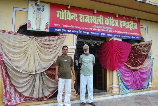 Govind Rajasthali Cottage Industries