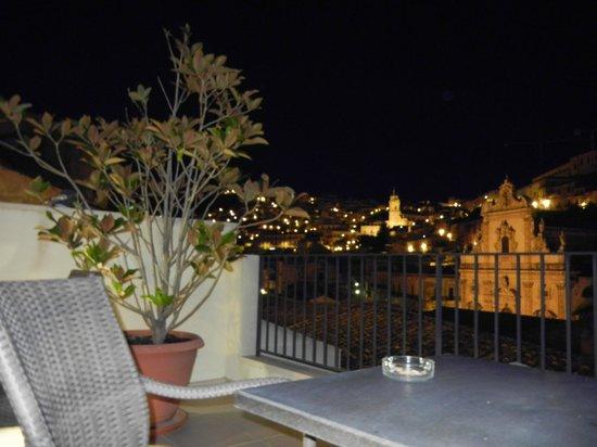 Le Magnolie Hotel: dal terrazzo