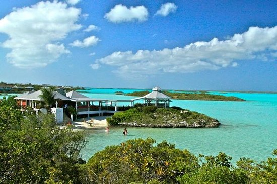 Neptune Villas : Chalk Sound National Park