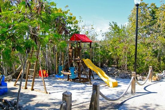 Neptune Villas: Play Ground
