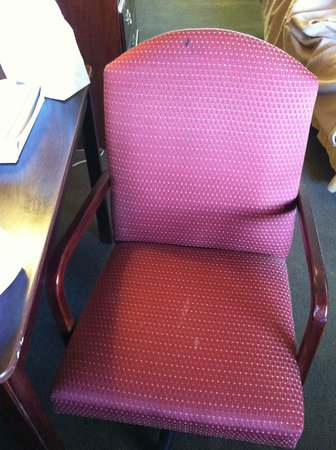 Super 8 Durham/University Area NC: seating