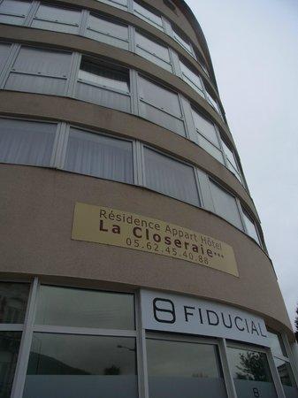 Residence la Closeraie : ホテル外観