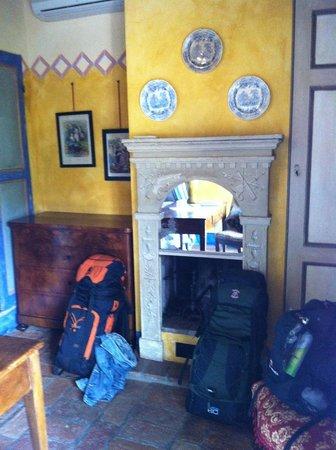 Villa La Lodola: room