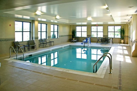 Hampton Inn Waynesburg: Indoor Pool