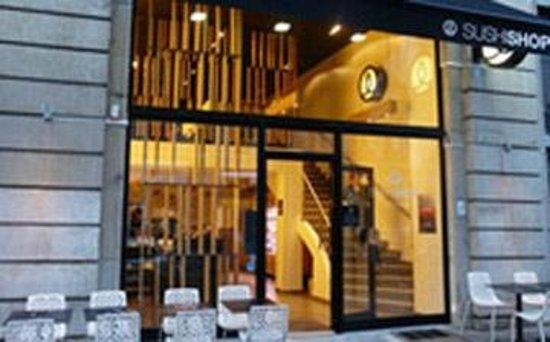 sushi shop nancy 2 rue saint dizier restaurant avis num ro de t l phone photos tripadvisor. Black Bedroom Furniture Sets. Home Design Ideas