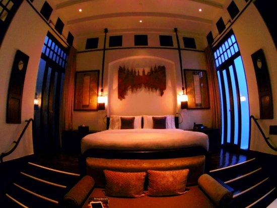 The Siam: ベッド