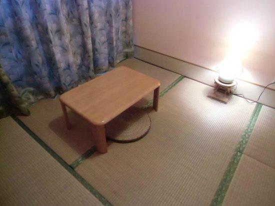 Minshuku Hakuseiso: 和室