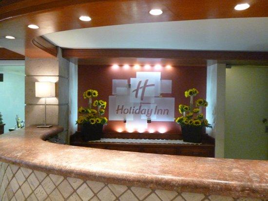 Zócalo Central: Loby del Hotel