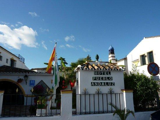 Dans l 39 h tel picture of globales pueblo andaluz san for Hotel pueblo andaluz