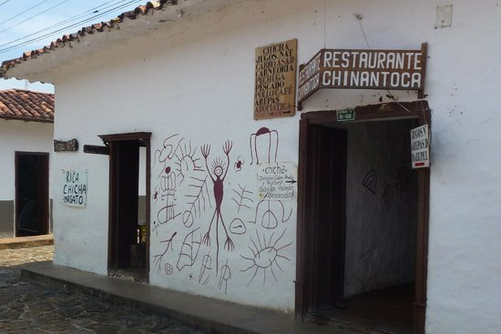 Camino Real: Hier gibt`s gute Chicha
