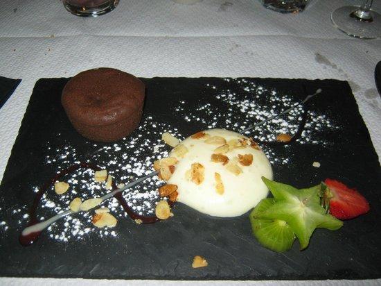 La cocotte de grand-mere : Postre - chocolate caliente -- hummmmm