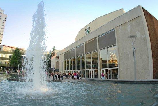 The Belgrade Theatre, Coventry