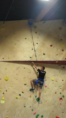 The BLOC climbing + fitness: family fun