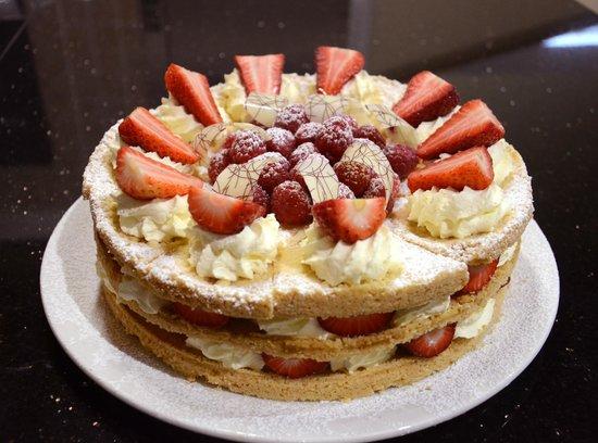 The MerryTree Restaurant by Rathwood: Rathwood Ireland - Delicious Desserts