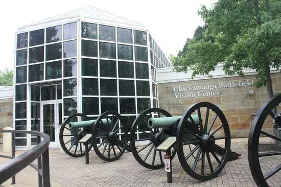 Chickamauga and Chattanooga National Military Park: The Visitors' Center