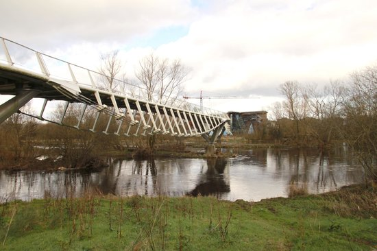 University of Limerick: Student bridge