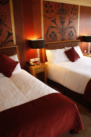 Ballyliffin Lodge & Spa Hotel: Bedroom