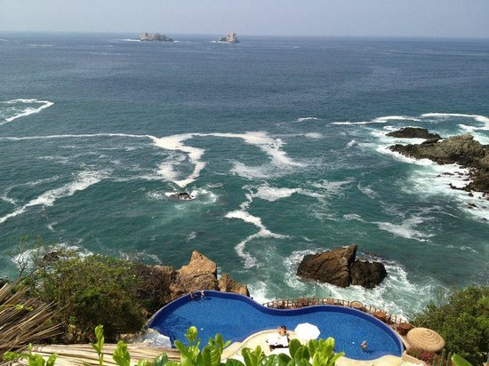 Cala de Mar Resort & Spa Ixtapa: Room View - Penthoue 71