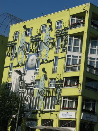ECONTEL HOTEL Berlin Charlottenburg : Hotel exterior