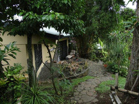Pura Vida Hotel: Rainforest Casita