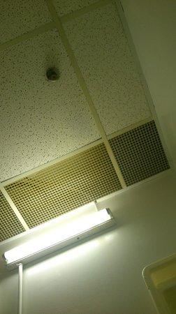 World Hotel: Потолок